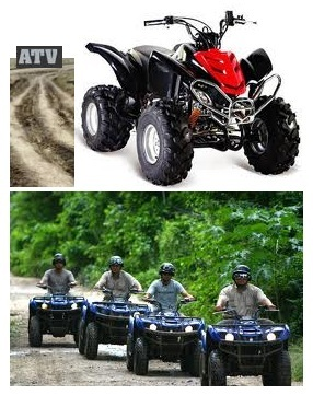 youth atv motorbike atv tracks